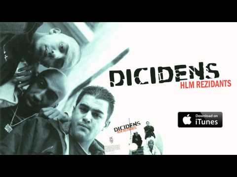Dicidens - La liste