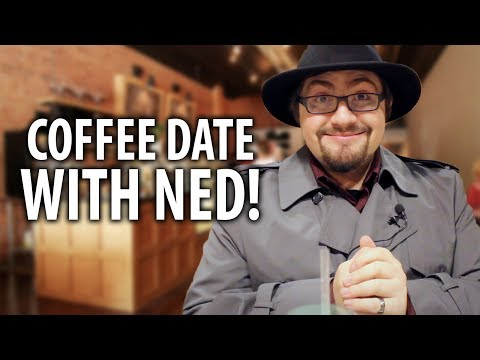 Get To Know The Cast: Coffee Date With Ned
