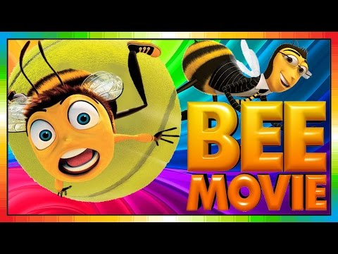 Bee Movie Game walkthrough part 5: Super Awesome Tennis ...