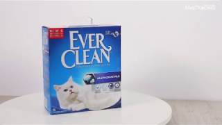 Наполнитель для кошачьего туалета EVER CLEAN Multi-Crystals
