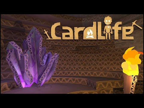 Amethyst gefunden - CardLife #07 [Gameplay German Deutsch]