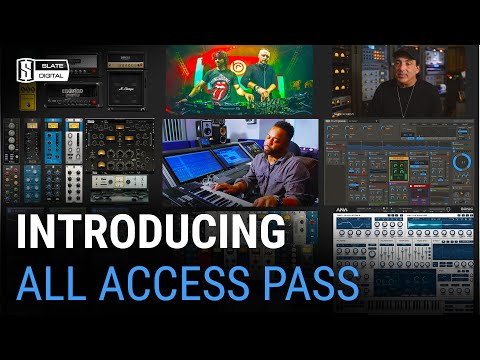 Is Slate Digital's All Access Pass the most compelling music software subscription deal yet? | MusicRadar
