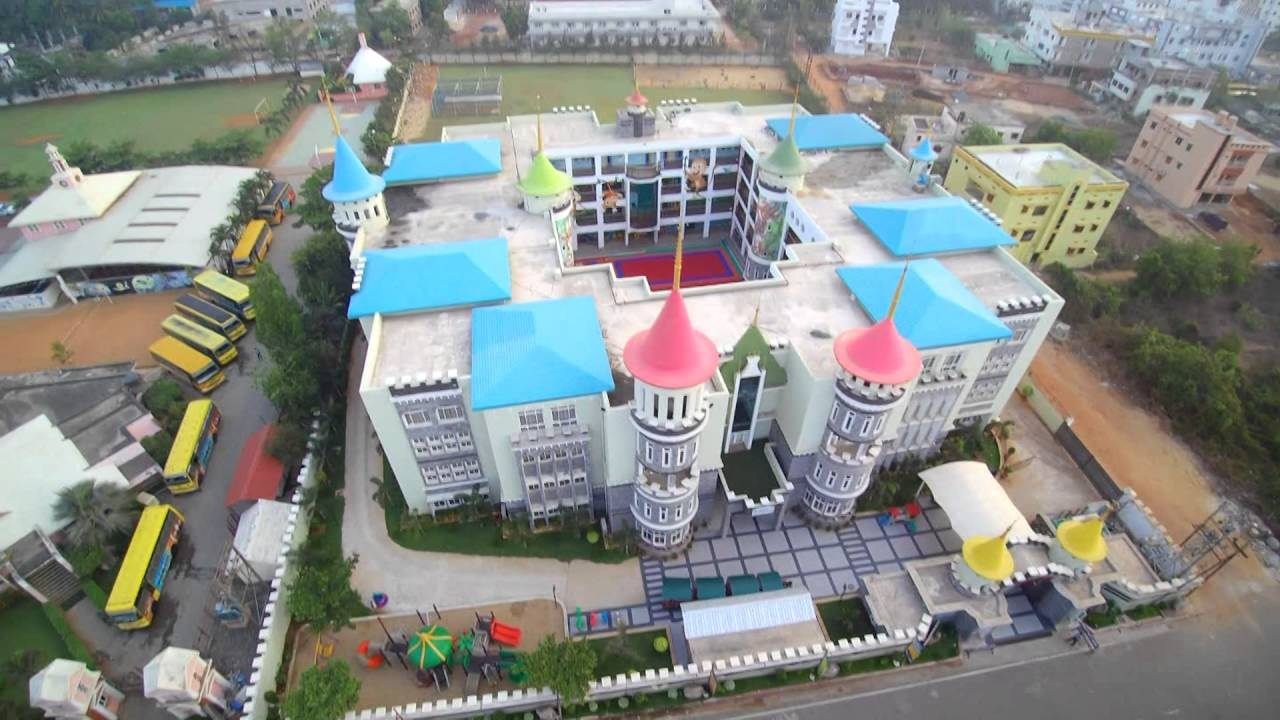 The Campus - SAI International School & SAI Angan