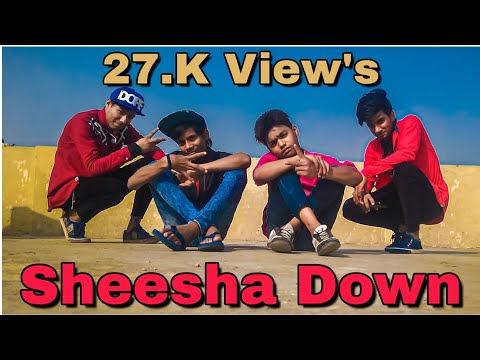 D HuNtEr CrEw ( SheeSha Down )
