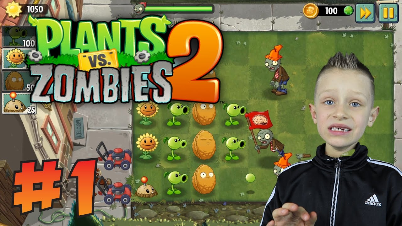 Lessons from Playing Games where Plants and Zombies Fight - Version 3