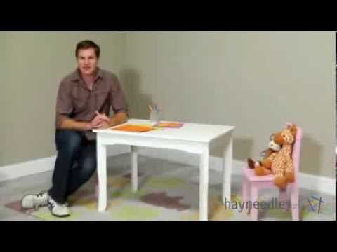 Lipper Mystic Table and Chair Set - Pink - Product Review Video  sc 1 st  YouTube & Lipper Mystic Table and Chair Set - Pink - Product Review Video ...