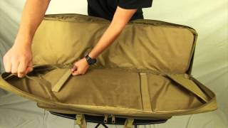 Condor 42inch Double Rifle Bag review