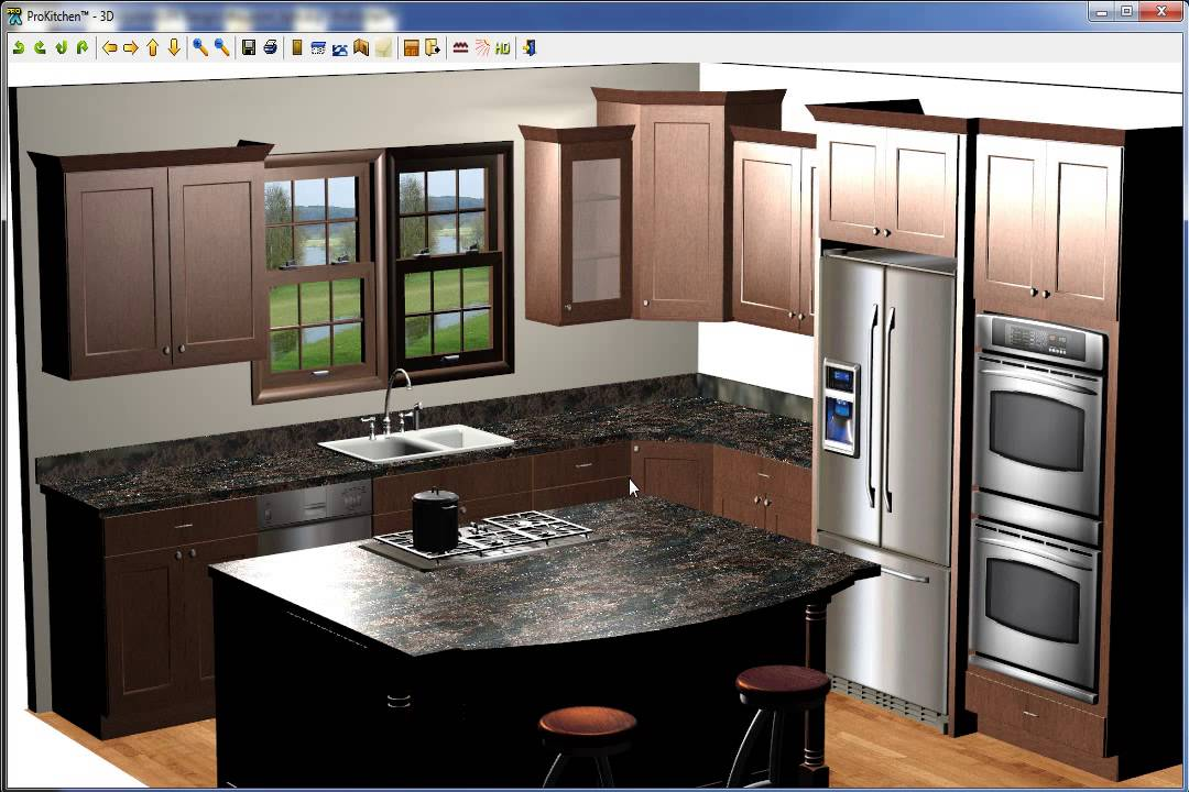 Adding HD Light and Shadows to ProKitchen Designs - YouTube