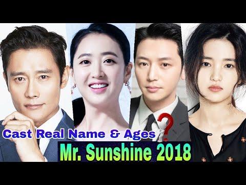 Download Mr. Sunshine 2018 Korea Drama Cast Real Name & Ages || Lee Byung Hun, Kim Tae Ri, Kim Min Jung