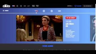 comment regarder tf1 en direct sur internet