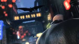 Batman: Arkham Origins - Official E3 Gameplay Trailer