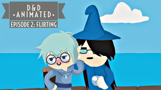 [D&D Animated] Episode 2: Flirting | Ft. Michael Reeves, DisguisedToast, Sykkuno, & Koibu
