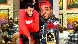 Kevin Gates Reacts To Seeing Jim Jones In LA Gets Hyped Introduces Wife Dreka BWA (Kevin Gates 2018)