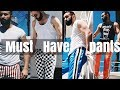 Must have pants for spring, Men's Fashion haul Spring 2018 mnml la