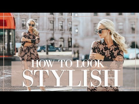 HOW TO LOOK STYLISH EVERY DAY // 🍁  Autumn Styling Tips 🍁 //