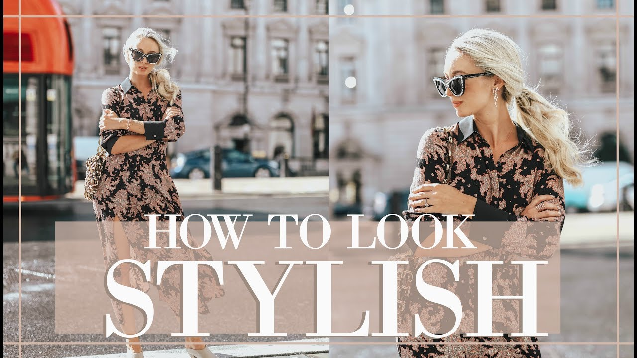 [VIDEO] - HOW TO LOOK STYLISH EVERY DAY // 🍁  Autumn Styling Tips 🍁 // Fashion Mumblr 8