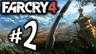 Far Cry 4 - Parte 2: De Turista Para Terrorista '-' [ PC 60FPS - Playthrough PT-BR ]