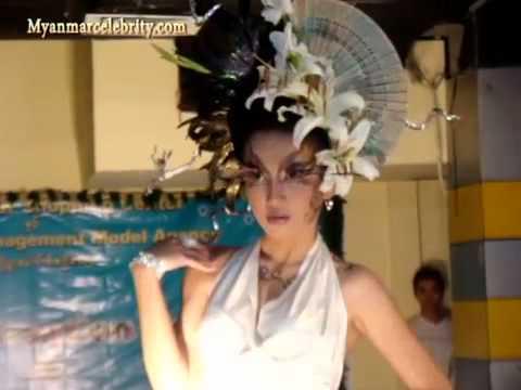 Make-Up Creation Contest, Yangon, Myanmar