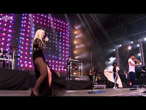 Clean Bandit - Come Over Live [BBC Radio 1s Big Weekend,  2015]