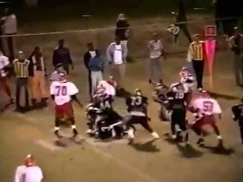 Pearl Pirate 1992 Football Highlights