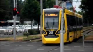 в замен старым--новые трамваи==Ж