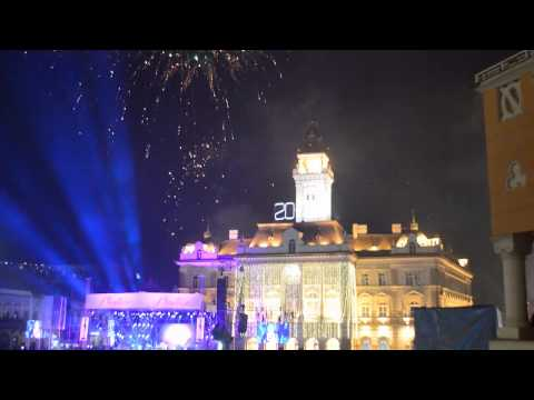 Serbian New Year's Party in Novi Sad