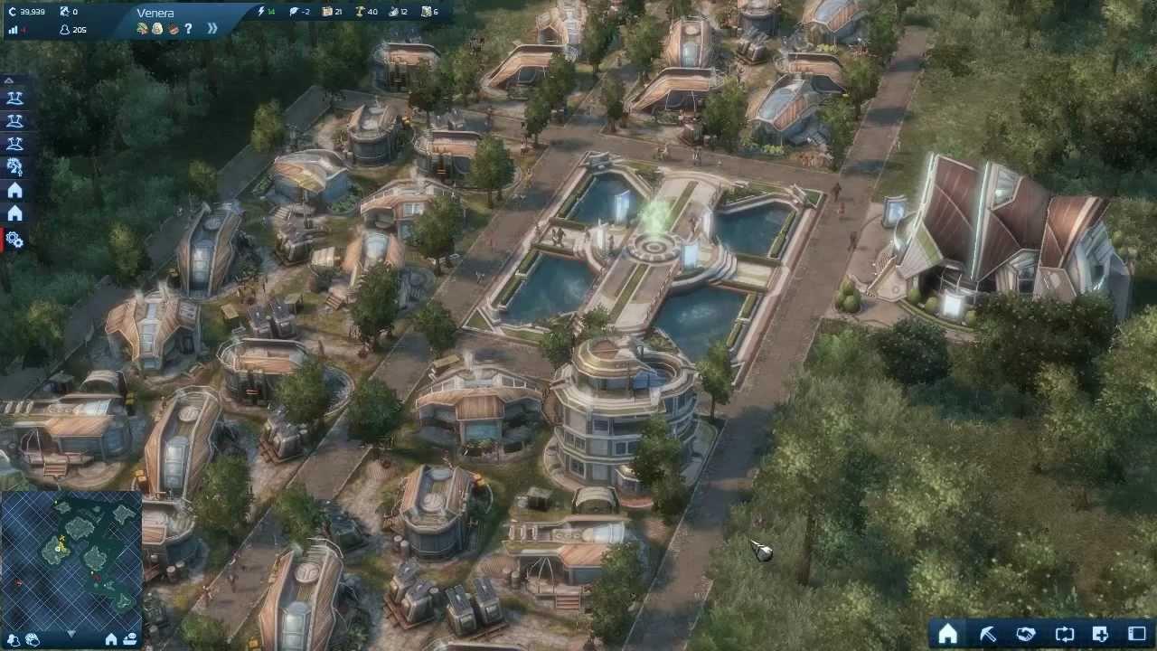 Let 39 s play anno 2070 continuous ep 1 establishment for Anno 2070 find architect