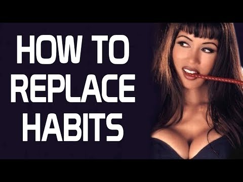 The Best Habit-Creating Method - How to Replace Habits