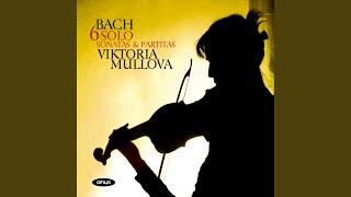 Partita No. 1 in B Minor, BWV 1002: IV. Double: Presto