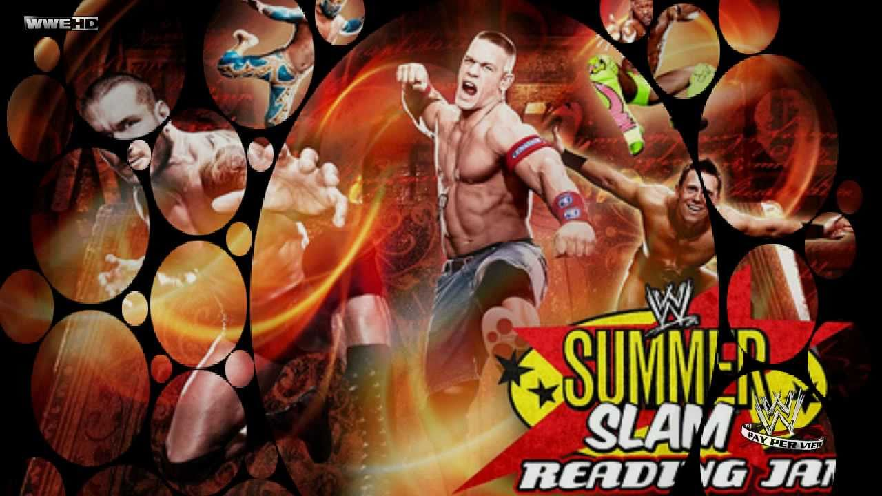 Wwe Summerslam 2011 Theme Song Bright Lights Bigger City