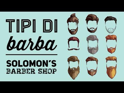Tipi Di Barba | Barber Shop Crew
