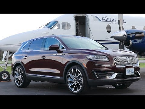 2019 Lincoln Nautilus Review