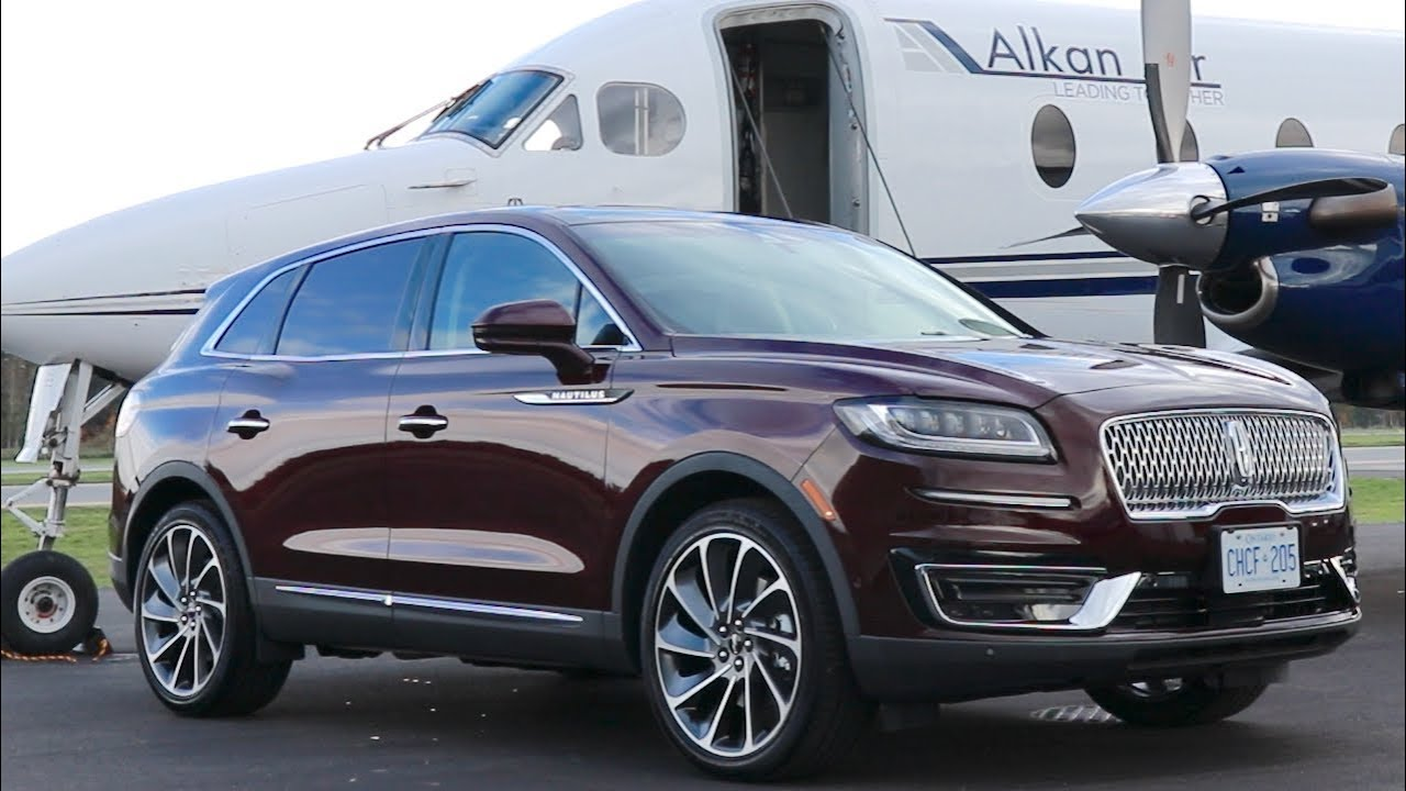 2020 Lincoln Nautilus Review, Price, Colors >> 2020 Lincoln Nautilus Design Performance Price Upcoming New Car