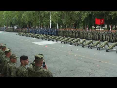 Hrvatska vojska. (HV)