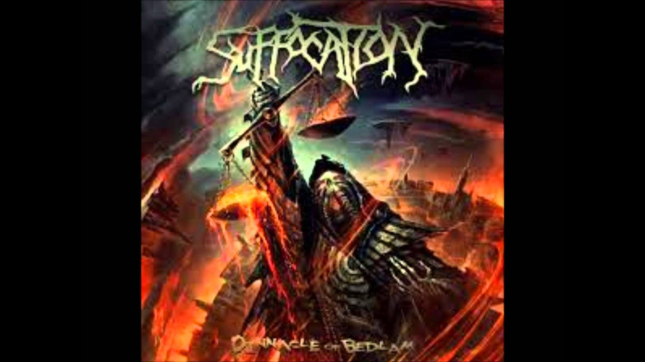 suffocation pinnacle of bedlam