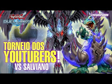 SPARROW VS SALVIANO! (Torneio dos YouTubers) - Yu-Gi-Oh! Duel Links #280