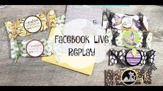 Facebook Live Replay 9.23.18