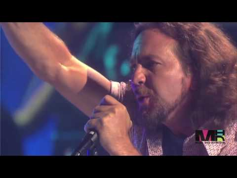 Pearl Jam VH1 Love Reign O'er Me - The Who Cover