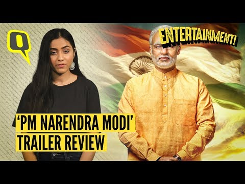 'PM Narendra Modi' Trailer Review| The Quint