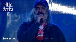 Riblja Corba - Srbin je lud - (Official Video)