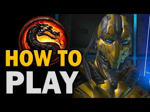 How To Play: CYRAX - Mortal Kombat X  - All You Need To Know! [HD 60fps]