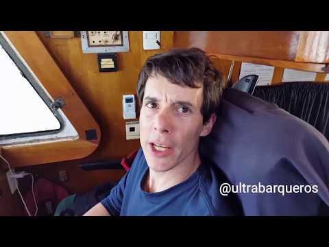 """Bulk Carrier """"OCEAN CROWN"""" / Pilot Boat """"SEA LIGHT""""/ Maneuvering to Disembark #RioDeLaPlataPilots"""