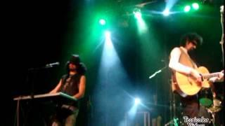 Paulo Mano e Novo Aeon - Canceriano Sem Lar (Music Hall 17/08/2013)