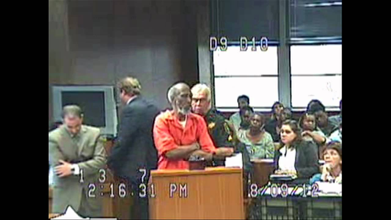 Washtenaw County Court Outburst