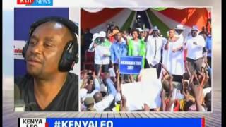 Kenya Leo: Swala la madai ya njama ya kutumika kwa majeshi wakati wa uchaguzi [6/25/2017]