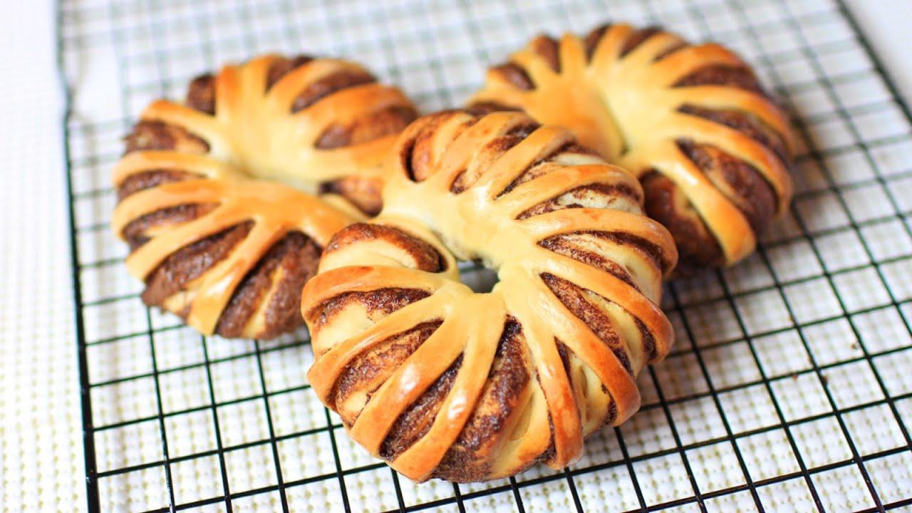 Bread with Nutella Recipe - YouTube