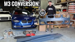 homepage tile video photo for Turning a $5000 BMW 335i into a $50,000 BMW! [Part 2]