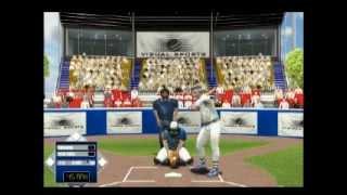 Бейсбол Visual Sports мультиспортивный симулятор