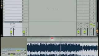 Ableton Live в действии. Урок 3. часть 1