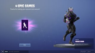 HOW TO GET BOOGIE DOWN DANCE FOR FREE!!! Fortnite Battle Royale